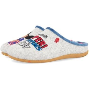 Pantofi Copii Papuci de casă Gioseppo DOISCHE 61025 Gri