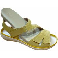 Pantofi Femei Sandale  Calzaturificio Loren LOQ6973gia blu