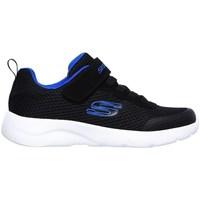 Pantofi Copii Pantofi sport Casual Skechers Dynamight 20 Vordix Negre, Albastre