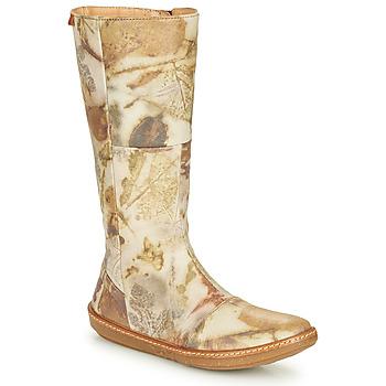 Pantofi Femei Cizme casual El Naturalista CORAL Gri