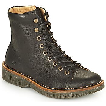 Pantofi Femei Ghete El Naturalista VOLCANO Negru