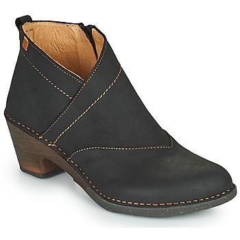 Pantofi Femei Botine El Naturalista SYLVAN Negru