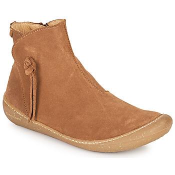 Pantofi Femei Ghete El Naturalista PAWIKAN Maro