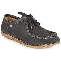 Pantofi Ghete El Naturalista REDES Negru