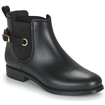 Pantofi Femei Cizme de cauciuc Be Only ZORA Negru