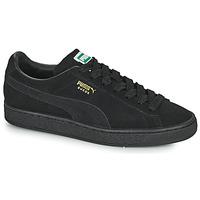 Pantofi Pantofi sport Casual Puma SUEDE Negru