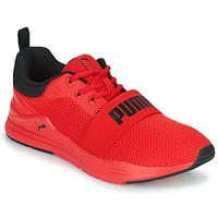 Pantofi Bărbați Pantofi sport Casual Puma WIRED Roșu / Negru