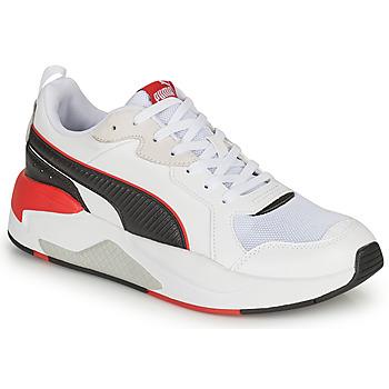 Pantofi Bărbați Pantofi sport Casual Puma XRAY GAME Alb / Negru / Gri