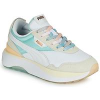 Pantofi Femei Pantofi sport Casual Puma CRUISE RIDER Alb / Multicolor
