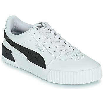 Pantofi Femei Pantofi sport Casual Puma CARINA Alb / Negru