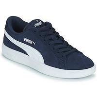 Pantofi Copii Pantofi sport Casual Puma SMASH JR Albastru