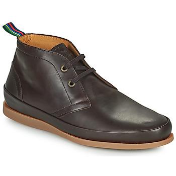 Pantofi Bărbați Ghete Paul Smith CLEON Maro