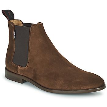 Pantofi Bărbați Ghete Paul Smith GERLAD Maro