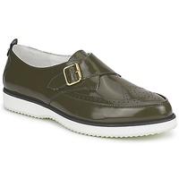 Pantofi Femei Mocasini McQ Alexander McQueen 308658 Verde