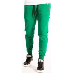 Îmbracaminte Bărbați Pantaloni de trening Takeshy Kurosawa  verde