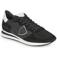 Pantofi Bărbați Pantofi sport Casual Philippe Model TRPX LOW BASIC Negru