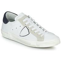 Pantofi Bărbați Pantofi sport Casual Philippe Model PRSX LOW MAN Alb