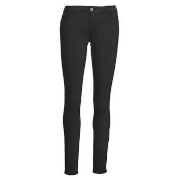 Îmbracaminte Femei Pantalon 5 buzunare Guess CURVE X Negru