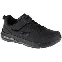 Pantofi Copii Pantofi sport Casual Skechers Dynaair Fast Pulse Negre