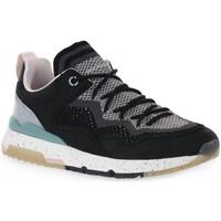 Pantofi Bărbați Multisport Dockers 110 SPLIT MULTI Nero