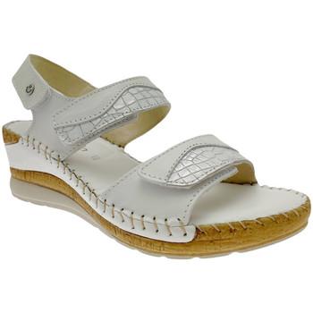 Pantofi Femei Sandale  Riposella RIP11244bia bianco