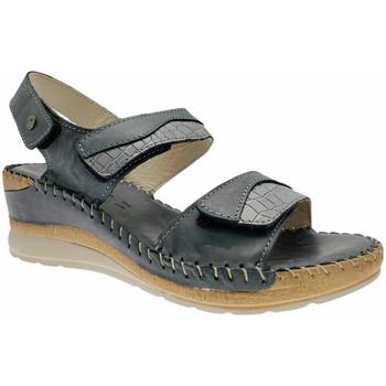 Pantofi Femei Sandale  Riposella RIP11244blu blu