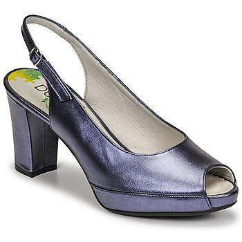 Pantofi Femei Pantofi cu toc Dorking MODALIA Albastru