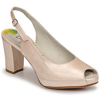 Pantofi Femei Pantofi cu toc Dorking MODALIA Bej