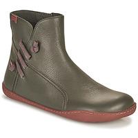 Pantofi Femei Ghete Camper PEU CAMI Gri