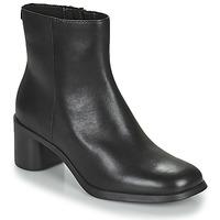 Pantofi Femei Botine Camper MEDA Negru
