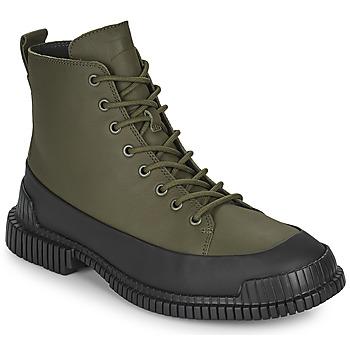 Pantofi Bărbați Ghete Camper PIX Negru / Kaki
