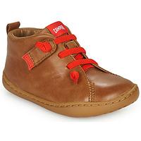 Pantofi Copii Pantofi Derby Camper PEU CAMI Maro