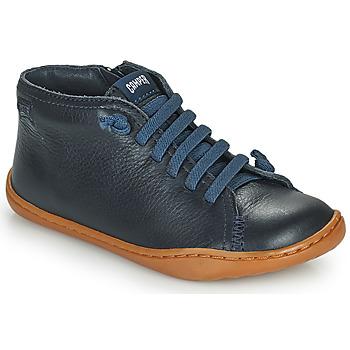 Pantofi Copii Pantofi Derby Camper PEU CAMI Albastru