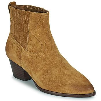 Pantofi Femei Botine Ash HARPER Maro