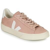 Pantofi Femei Pantofi sport Casual Veja CAMPO Roz / Alb