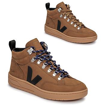 Pantofi Pantofi sport stil gheata Veja RORAIMA Camel / Negru