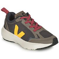 Pantofi Copii Pantofi sport Casual Veja SMALL CANARY Verde / Galben