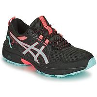Pantofi Femei Trail și running Asics GEL-VENTURE 8 Negru / Albastru
