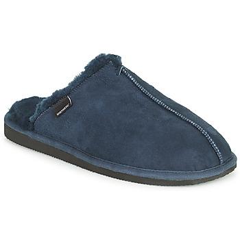 Pantofi Bărbați Papuci de casă Shepherd HUGO Albastru