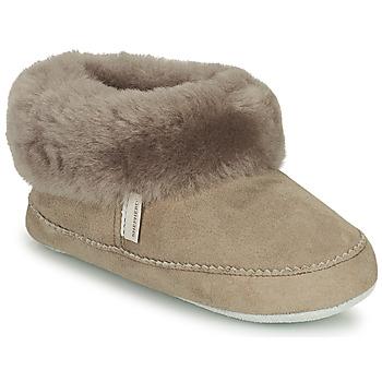 Pantofi Fete Papuci de casă Shepherd PITEA Gri