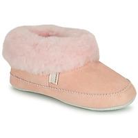 Pantofi Fete Papuci de casă Shepherd PITEA Roz