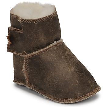 Pantofi Copii Papuci de casă Shepherd BORAS Bej