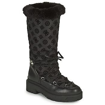 Pantofi Femei Cizme de zapadă Guess LARYA Negru