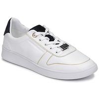 Pantofi Femei Pantofi sport Casual Tommy Hilfiger PREMIUM COURT SNEAKER Alb