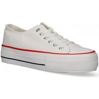 Pantofi Femei Pantofi sport Casual Luna Collection 55260 Alb