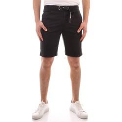 Îmbracaminte Bărbați Pantaloni scurti și Bermuda Refrigiwear GA9103-P54600 BLACK