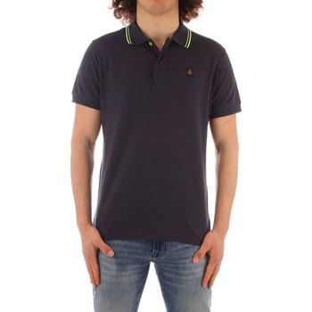 Îmbracaminte Bărbați Tricou Polo mânecă scurtă Refrigiwear PX9032-T24000 BLUE