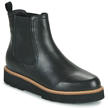 Pantofi Femei Ghete Ravel MOZA Negru