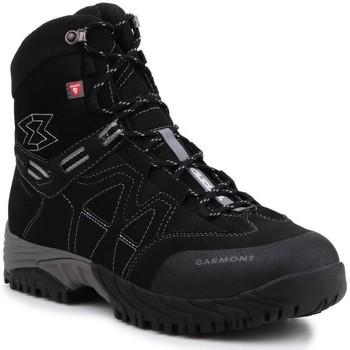 Pantofi Bărbați Ghete Garmont Momentum WP 481251-201 black