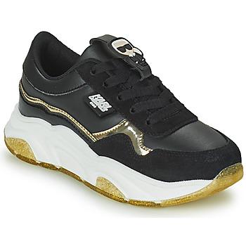 Pantofi Fete Pantofi sport Casual Karl Lagerfeld KALIMA Negru / Auriu